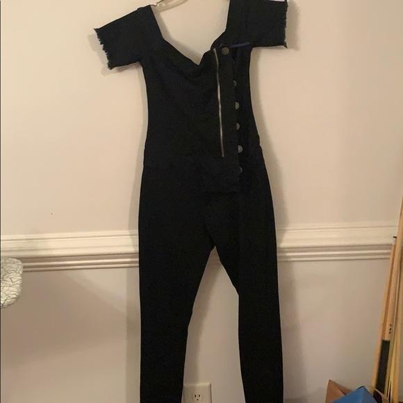 VIP Pants - Edgy jumpsuit
